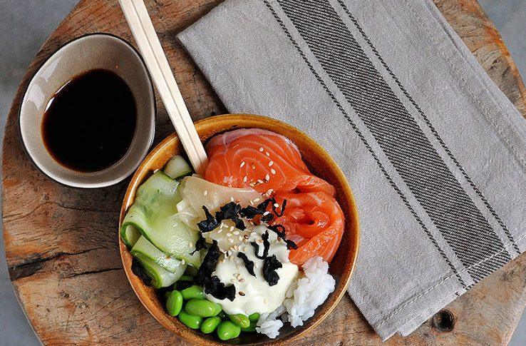 Sushi Bowl Terschelling